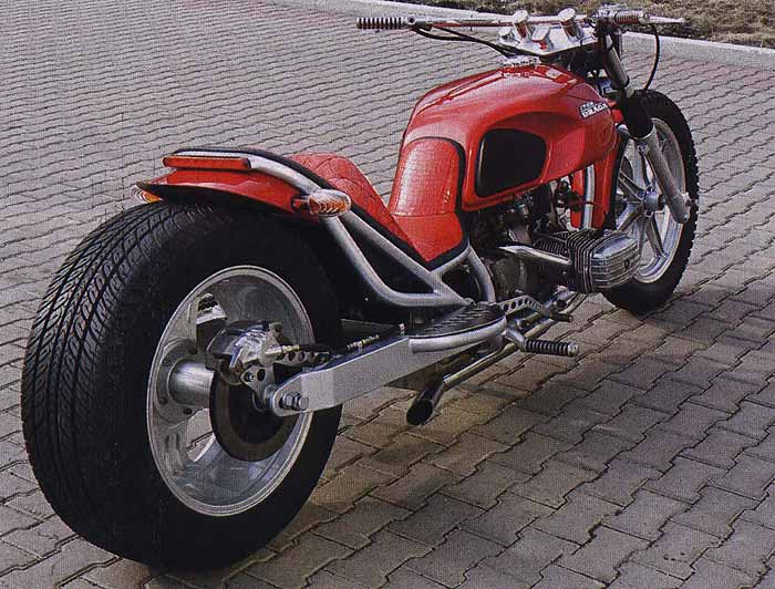 Тюнинг мотоциклов днепр